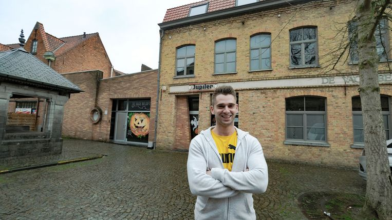 Niels Pierpont wil van De Vage Belofte een hippe zaak maken.