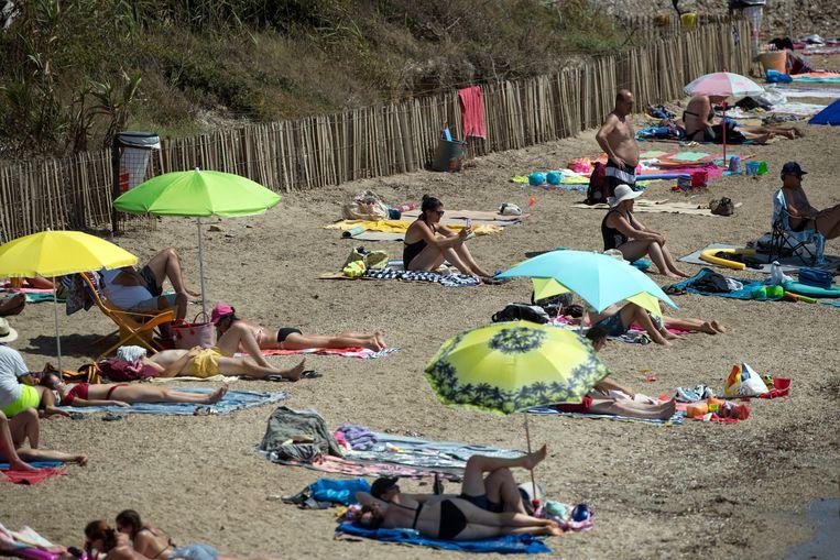 Strande nudist A 3
