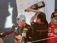 WK-klassement: Verstappen behoudt derde plek op Silverstone