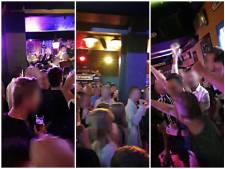 Jongeren feesten er massaal op los in coronabrandhaard Montfoort: 'Niemand hield afstand'