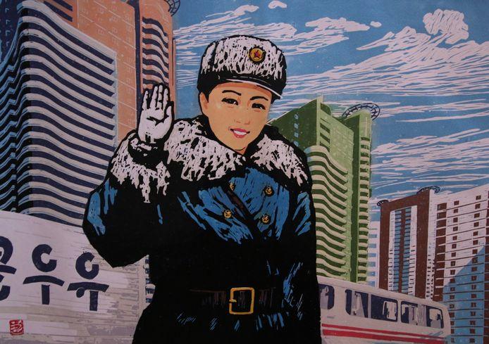 De Verbeelde Werkelijkheid die Noord-Korea is volgens Marc Roth