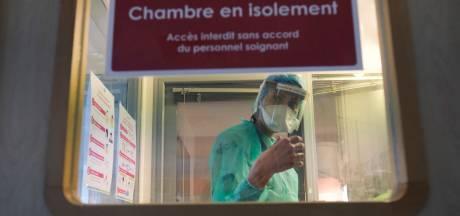 """À Namur, la situation inquiète: """"Il reste moins de dix lits en soins intensifs pour toute la province"""""""