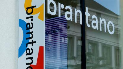 Spontane staking in verschillende Brantano-winkels