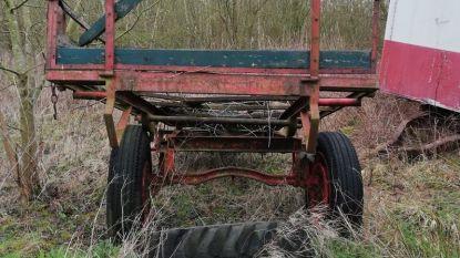 Gemeente zoekt gegadigden voor achtergelaten landbouwvoertuigen