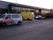 Automobilisten komen met de schrik vrij na kop-staartbotsing op de Impact in Duiven
