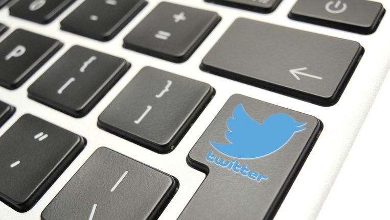 Nederlanders zijn een goedgeluimd twittervolk, in tegenstelling tot wat vaak wordt beweerd. Beeld ANP