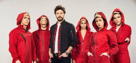 Spaanse hitserie La casa de papel krijgt derde seizoen