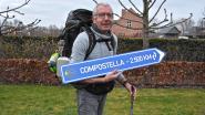 """Dirk Robaey (54) vertrekt op 31 maart alleen op pelgrimstocht naar Compostella: """"Ik denk dat ik het kan, want ik heb het nog nooit gedaan"""""""