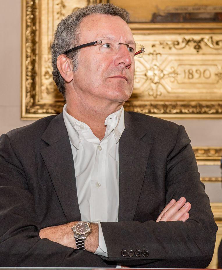 De Brusselse burgemeester Yvan Mayeur.
