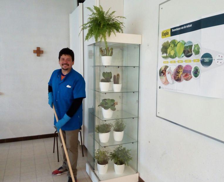 José uit Venezuela.