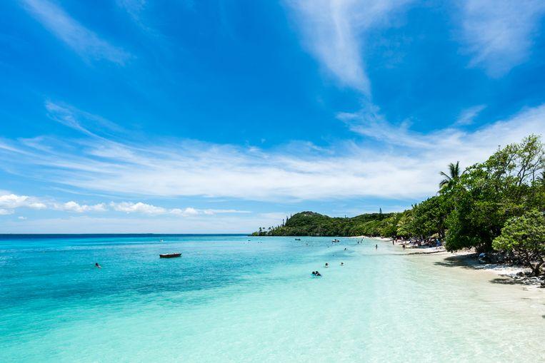 Lifou, een van de Loyaliteitseilanden in Nieuw-Caledonië. Archieffoto.