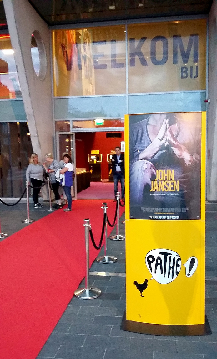 Premiere van documentaire over John Jansen Foto Palko Peeters