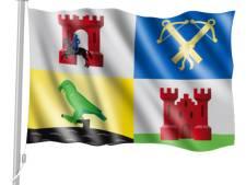 De vlag kan ook hier uit! Melissant, Ouddorp en Dirksland hebben eigen dorpsvlag