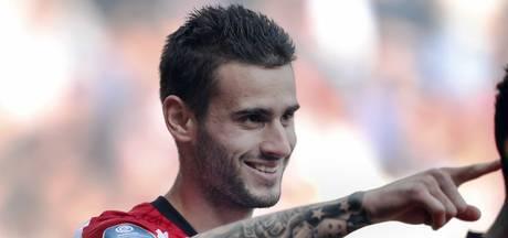 Gastón Pereiro geniet bij PSV van gezonde rivaliteit