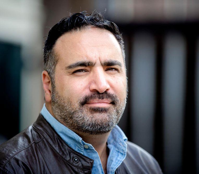 Journalist en programmamaker Sinan Can. Beeld ANP