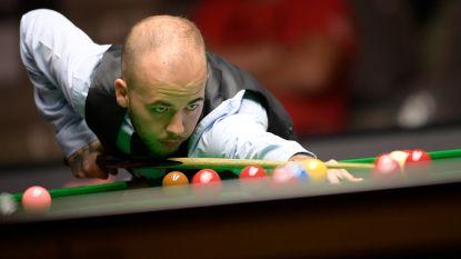 Brecel stoot vlot door naar tweede ronde European Masters snooker