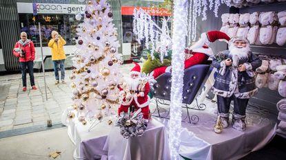 Het is al kerst in de Veldstraat