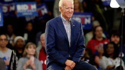 Joe Biden wint voorverkiezing in South Carolina