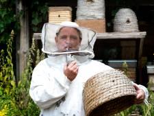Voorzichtig kennismaken met humeurige bijen