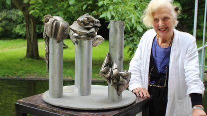 """Kunstenares Livia doorbreekt de stilte: """"Dit is de diefstal van de eeuw"""""""