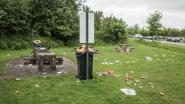 Zo ligt openbare barbecue erbij na eerste zwoele avond