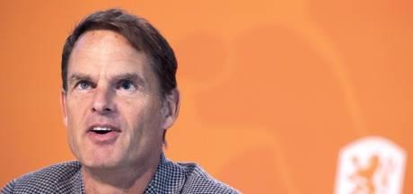 De Boer moet Oranje naar prijzen leiden: 'Ben overtuigd dat ik een goede coach kan zijn'