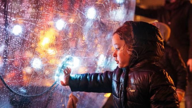 Vleugje Van Gogh, vleugje Haring: lichtkunst maakt Knokke-Heist extra sfeervol in eindejaarsperiode