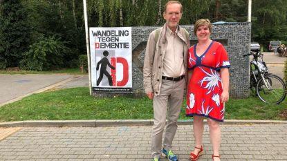 """Meer dan 700 wandelaars tegen dementie:""""De keuze voor Genk als gaststad was niet toevallig"""""""