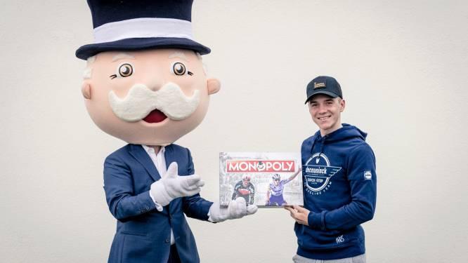 """Monopoly Koers goedgekeurd door Remco Evenepoel: """"Muur van Geraardsbergen wil ik graag veroveren"""""""