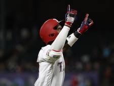 Honkballer Profar schrijft geschiedenis met unieke 'triple play'