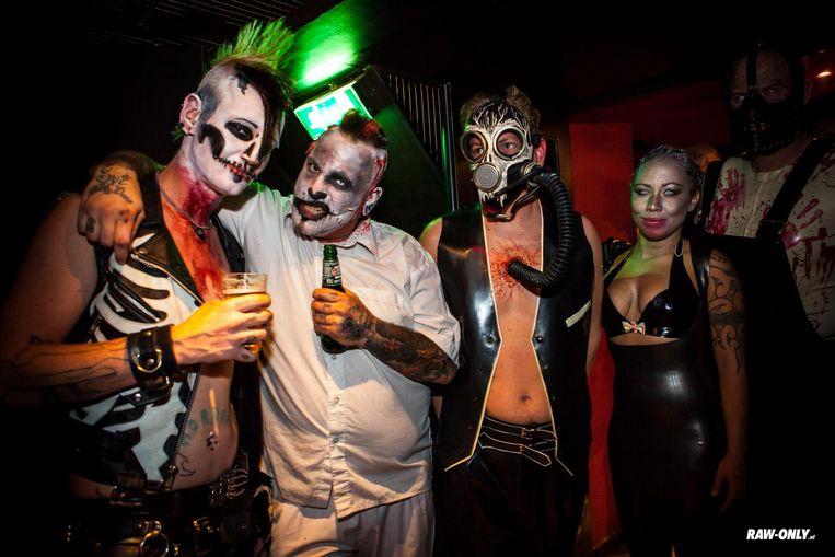 Trek je verkleedkist open dit weekend! Beeld Halloween Amsterdam