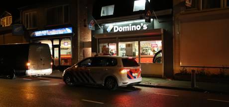 Gewapende overval in Roosendaal, dader op de vlucht
