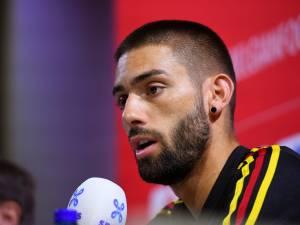 """Yannick Carrasco veut rentrer en Europe: """"Un club fait le maximum pour m'avoir"""""""