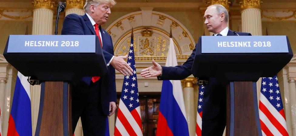 Trump: 'Risico op kernoorlog werd vergroot door Rusland-onderzoek'