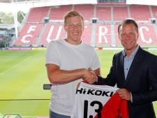 'Harde verdediger' Bergström: FC Utrecht biedt totaalplaatje