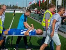 Na nieuwe schouderblessure twijfelt Van Leiden over zijn voetbaltoekomst