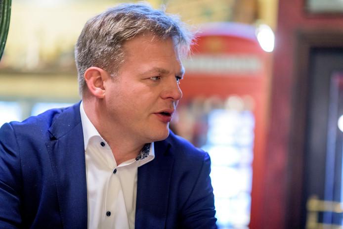 Tweede Kamerlid Pieter Omtzigt verzette zich met het succes tegen de ban op het volkslied