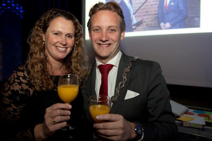 Marja en Pieter Verhoeve