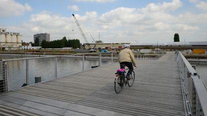 Wijk Oude Dokken krijgt in 2022 een tweede fiets- en voetgangersbrug