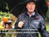 Twentse Landdag in Enschede: modderig en nat