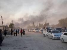 Koerden in Twente kijken met angst en beven naar oorlogsgeweld in Noordoost-Syrië