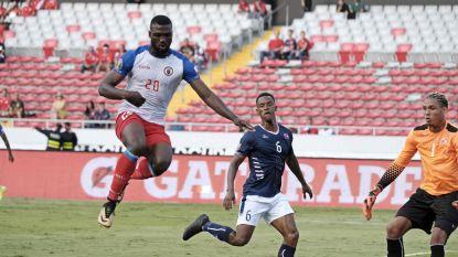 Football Talk. Gewraakte voorzitter van matchfixingproces bij BAS vervangen - Spits Moeskroen grote held van Haïti