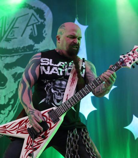 Slayer neemt met special guests afscheid van Nederland