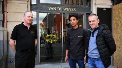 Brasserie Van De Weyer 2.0 geopend
