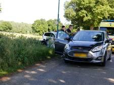 Fietser gewond door aanrijding met auto in Beers