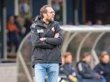 TEC-trainer Arjan van der Laan: 'Inhaaltechnisch gezien was dit geen lekker weekend'