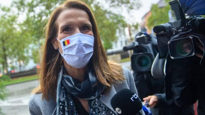 Vicepremier Sophie Wilmès (45) op intensieve zorg met Covid-19