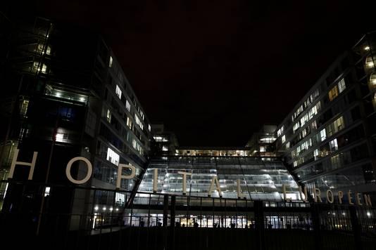 Het Georges Pompidou-ziekenhuis in Parijs.