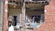 Weer even gasalarm aan ontplofte woning in de Polenlaan