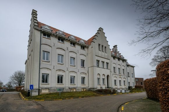 Het oude rusthuis van Hoeilaart gaat binnenkort tegen de vlakte.